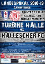 Landespokal Turbine vs. HFC