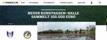 DFB Online berichtet